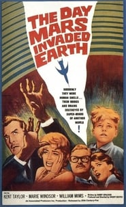 The Day Mars Invaded Earth Film Plakat