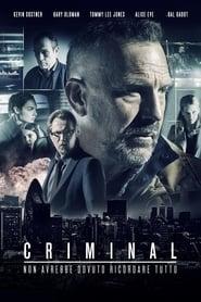 Criminal (2017) Film poster