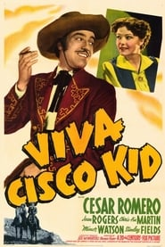 Plakat Viva Cisco Kid