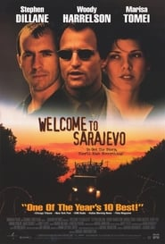 poster do Welcome to Sarajevo