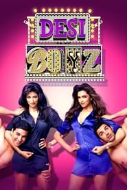 Deepika Padukone online Poster Desi Boyz