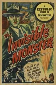 Photo de The Invisible Monster affiche