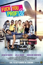 Fuck you, prof! 2 (2017) Film poster