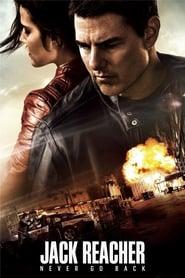Jack Reacher: Never Go Back movie poster