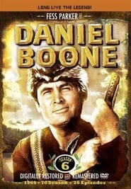 Streaming Daniel Boone poster