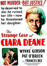 Photo de The Strange Case of Clara Deane affiche