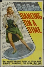 Affiche de Film Dancing on a Dime
