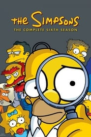 The Simpsons - Season 6 Episode 1 : Bart of Darkness Season 6