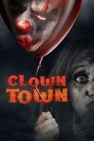 Clown Town Poster