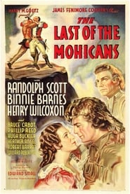 The Last of the Mohicans Juliste