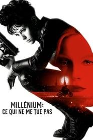 Millénium: Ce qui ne me tue pas Poster