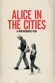 Alice in the Cities Film Plakat