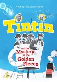 image de Tintin and the Mystery of the Golden Fleece affiche