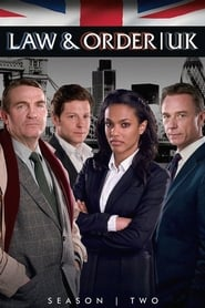 Law & Order: UK saison 2 streaming vf