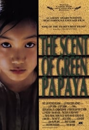 Affiche de Film The Scent of Green Papaya