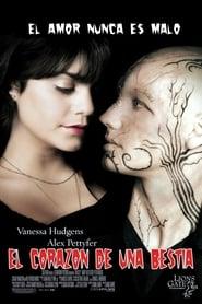 Peter Krause cartel El corazón de la bestia