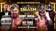 January 6, 2021 - New Year's Smash 2021 Night 1