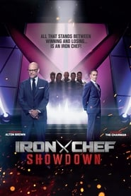 Iron Chef Showdown streaming vf poster
