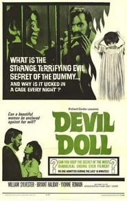 Plakat Devil Doll