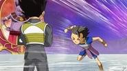 Don't Forget Your Saiyan Pride! Vegeta VS the Saiyan from Universe 6