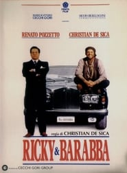 Ricky e Barabba affisch