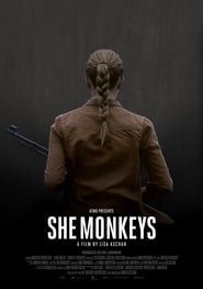 Affiche de Film She Monkeys