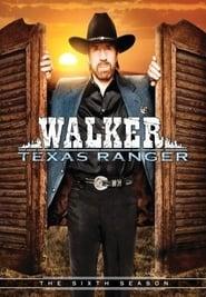 serie Walker, Texas Ranger: Saison 6 streaming