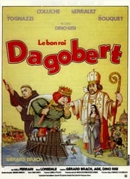 Affiche de Film Good King Dagobert