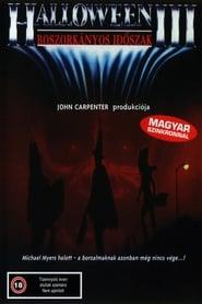 Halloween 3. - Boszorkányos időszak