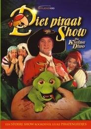 Piet Piraat en de Kleine Dino affisch