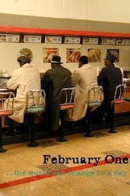 February One: The Story of the Greensboro Four