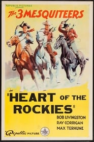 Affiche de Film Heart of the Rockies