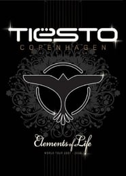 Affiche de Film Tiësto: Elements of Life, Copenhagen (Part 1 Tiësto Elements Of Life)