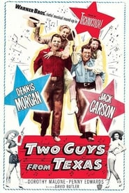 Two Guys from Texas poster