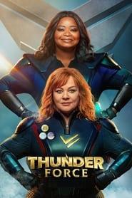Poster Thunder Force 2021