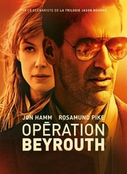 Opération Beyrouth Poster