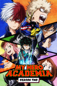My Hero Academia - Season 5 Episode 5 : Operation New Improv Moves Season 2