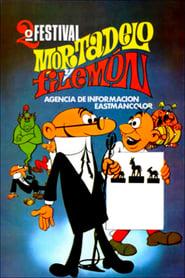 Segundo festival de Mortadelo y Filemón