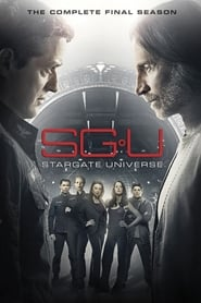 Stargate Universe streaming vf poster