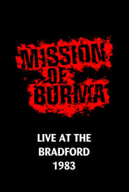 Mission of Burma Live at the Bradford