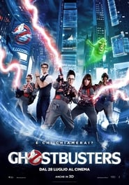 Ghostbusters Pelicula