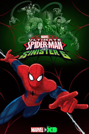 Marvel's Ultimate Spider-Man streaming saison 4 poster