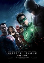 Justice League affisch