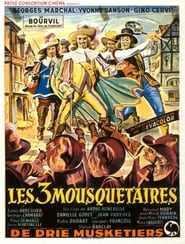 Affiche de Film The Three Musketeers