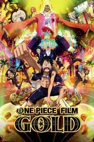 One Piece Film : Gold en streaming