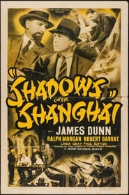 Affiche de Film Shadows Over Shanghai