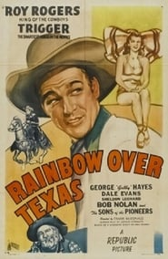 poster do Rainbow Over Texas