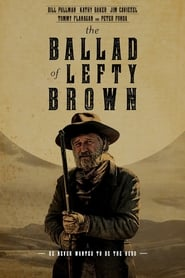 Watch The Ballad of Lefty Brown (2017)