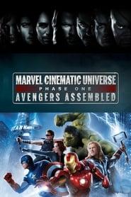 Marvel Cinematic Universe - Phase One: Avengers Assembled