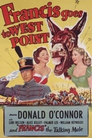 Plakat Francis Goes to West Point